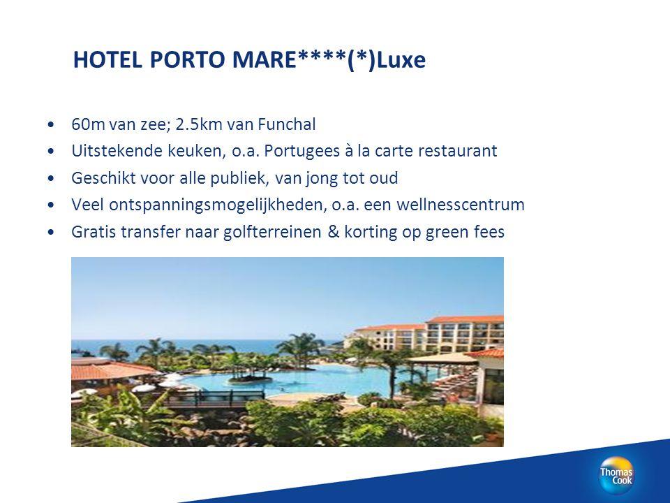 HOTEL PORTO MARE****(*)Luxe