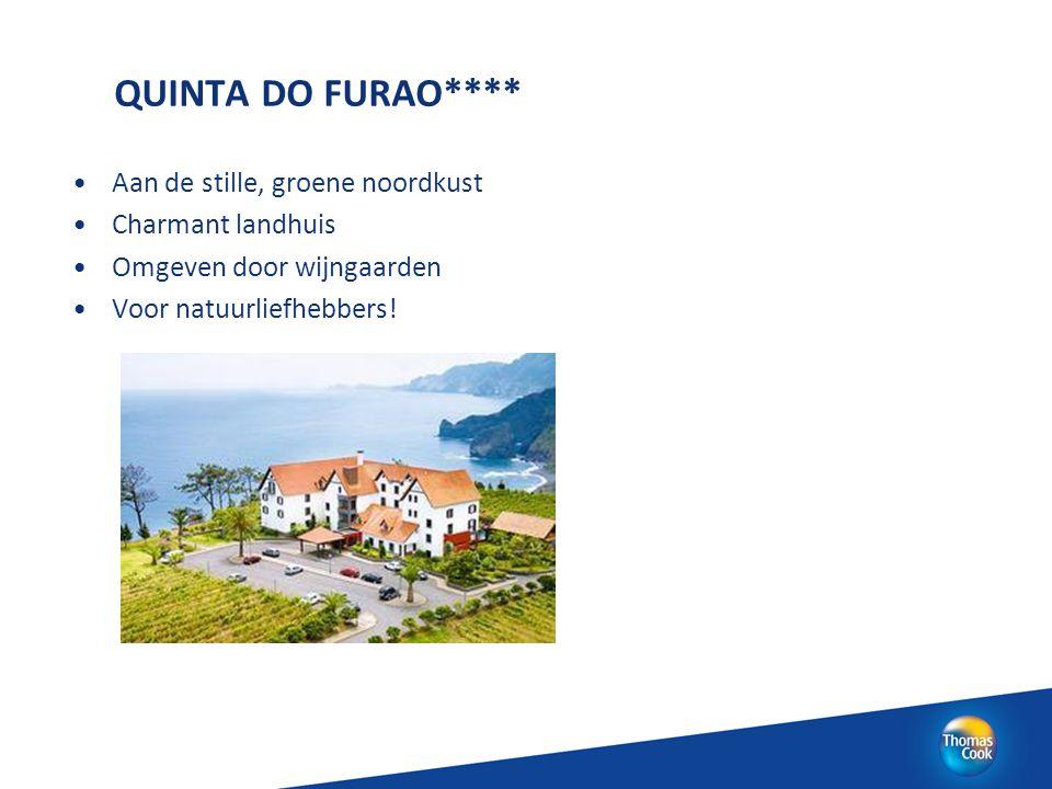 QUINTA DO FURAO**** Aan de stille, groene noordkust Charmant landhuis