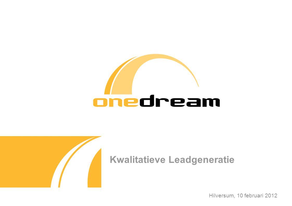 Kwalitatieve Leadgeneratie