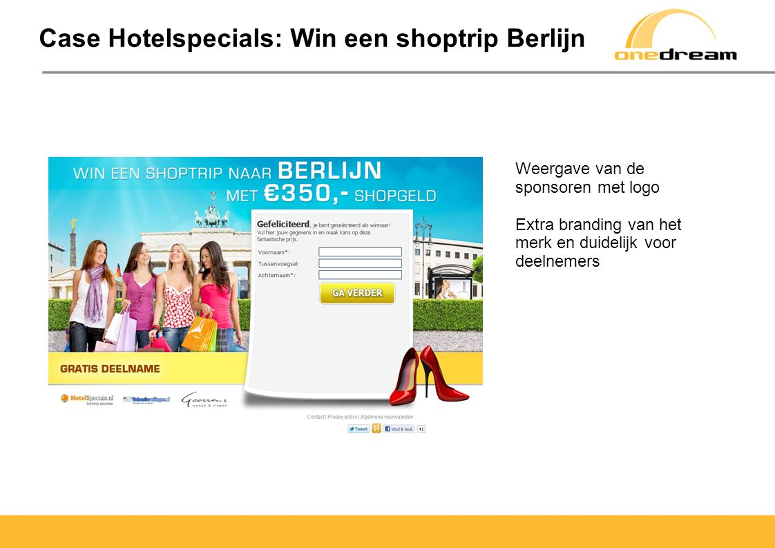 Case Hotelspecials: Win een shoptrip Berlijn