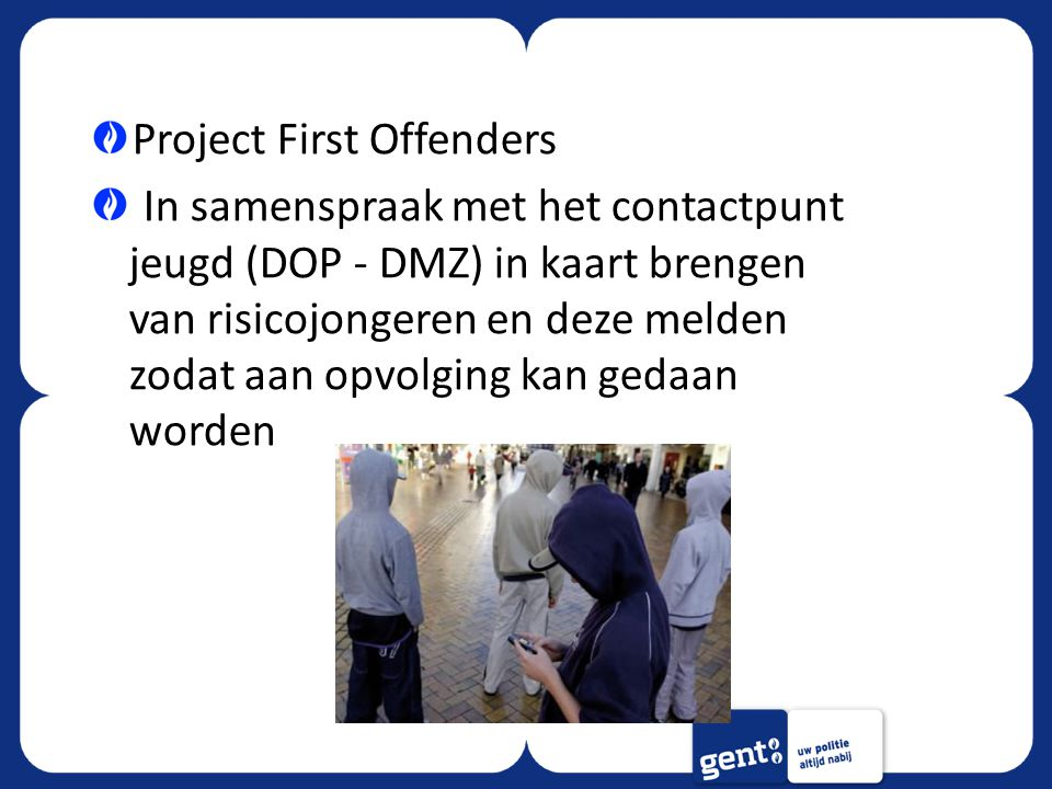 Project First Offenders