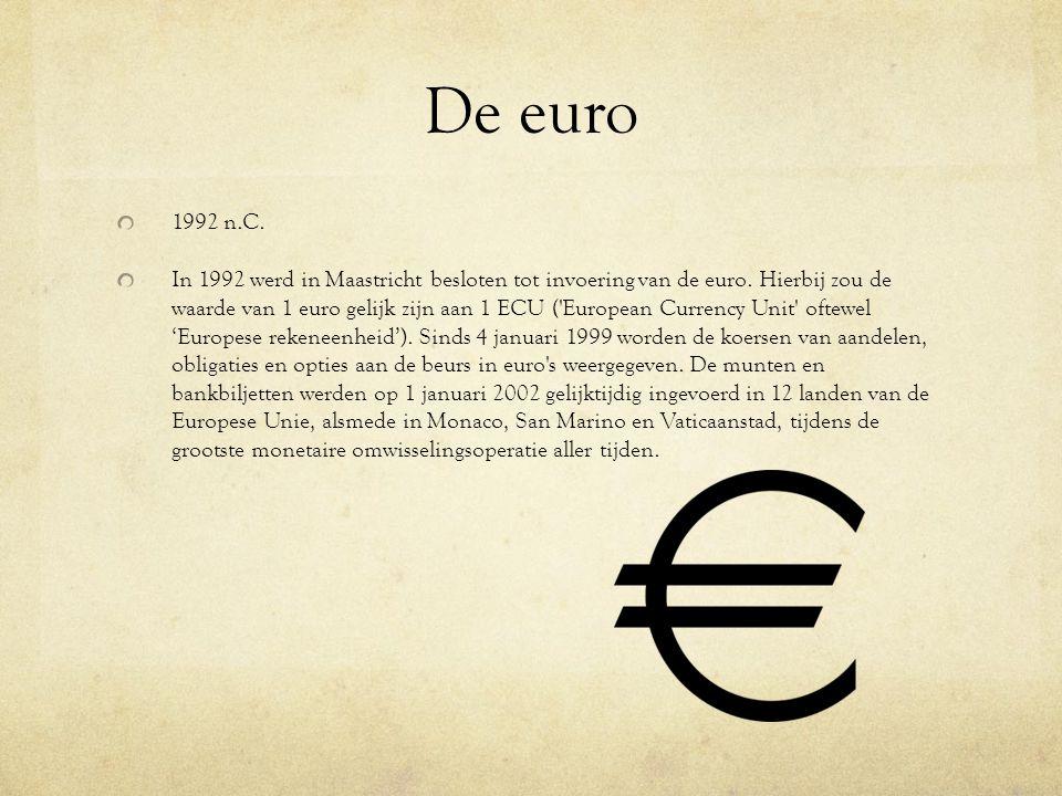 De euro 1992 n.C.