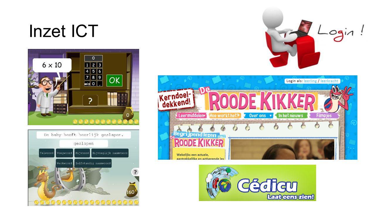 Inzet ICT