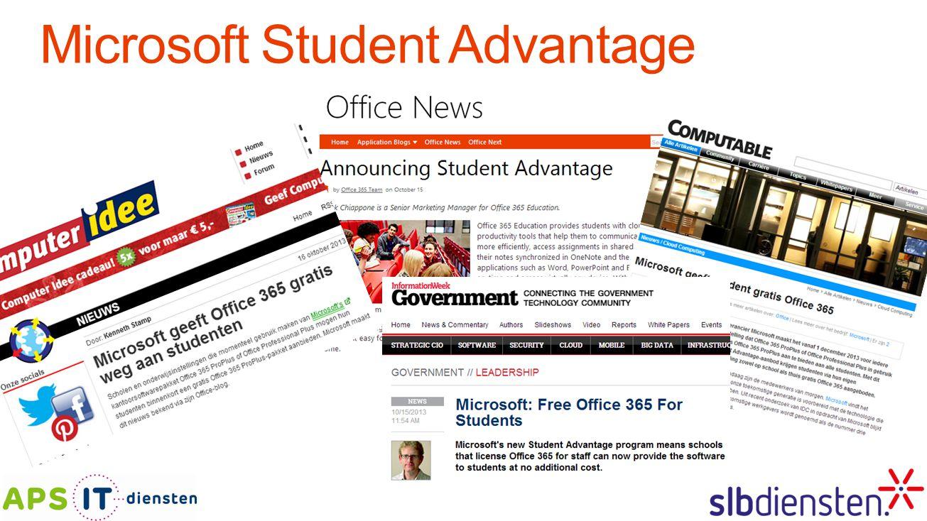Microsoft Student Advantage