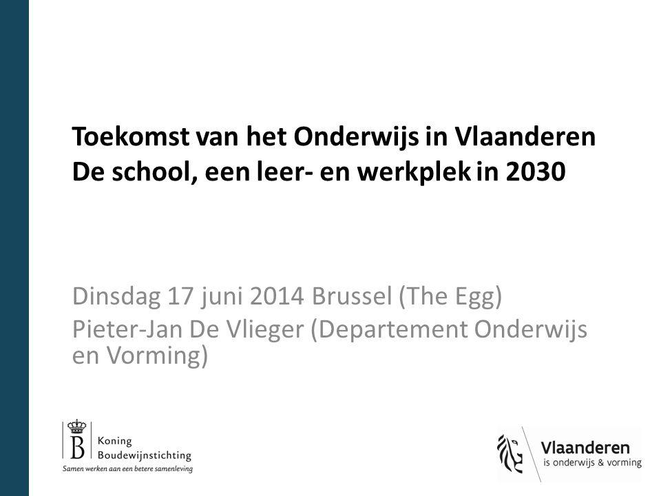 Toekomst van het Onderwijs in Vlaanderen