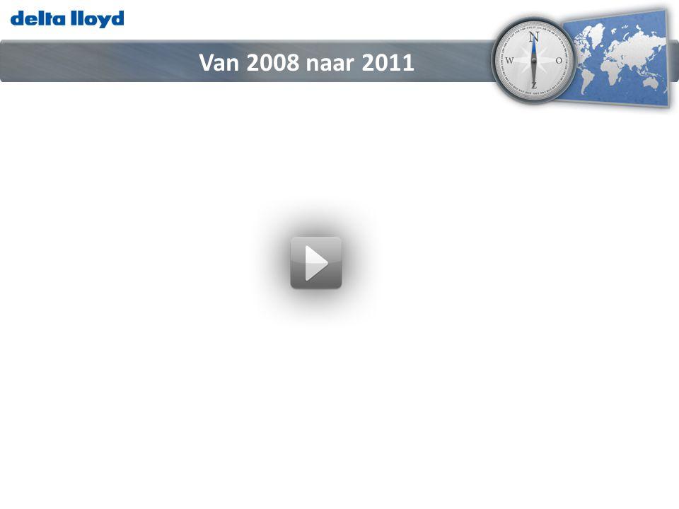 Van 2008 naar 2011 Titel