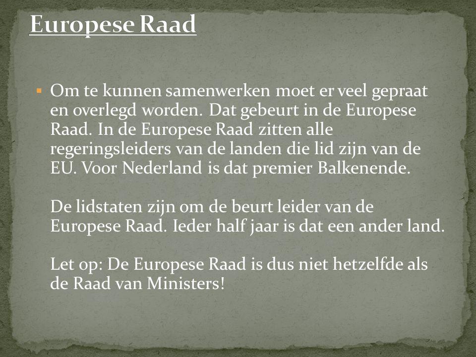 Europese Raad