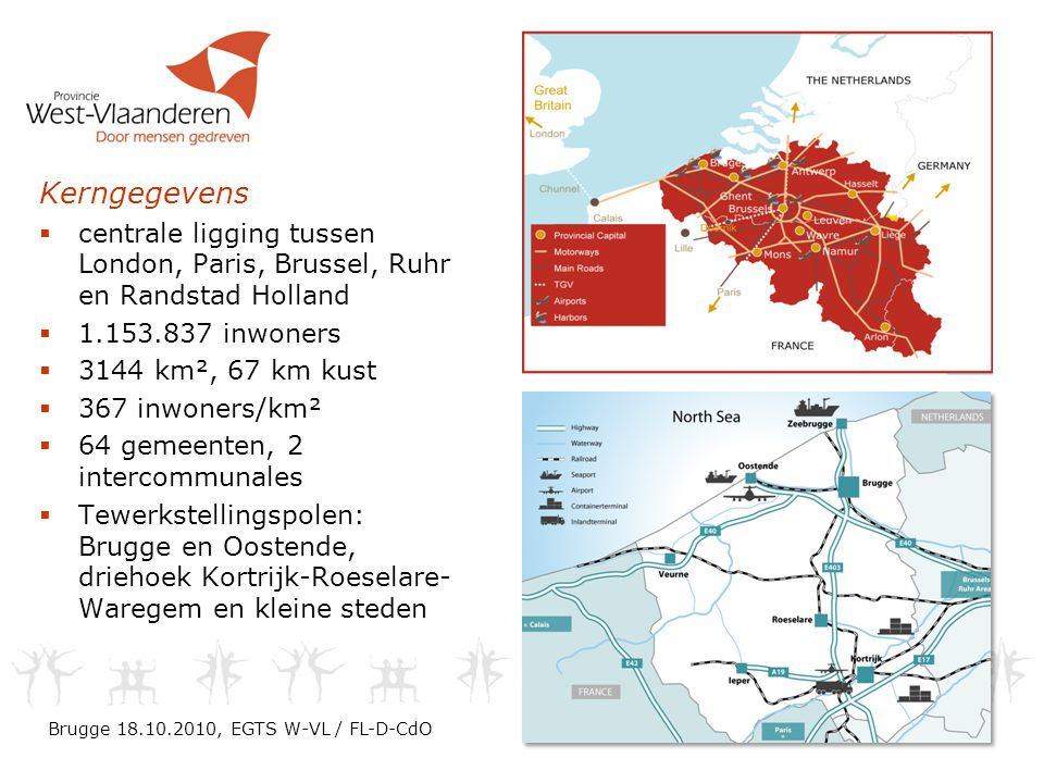 Kerngegevens centrale ligging tussen London, Paris, Brussel, Ruhr en Randstad Holland. 1.153.837 inwoners.