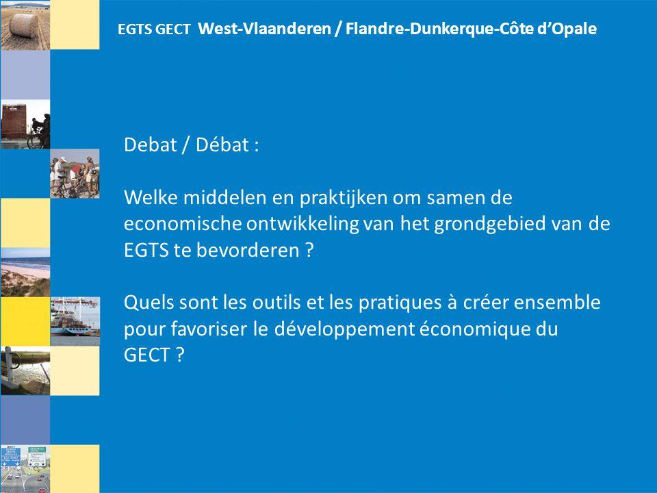 EGTS GECT West-Vlaanderen / Flandre-Dunkerque-Côte d'Opale