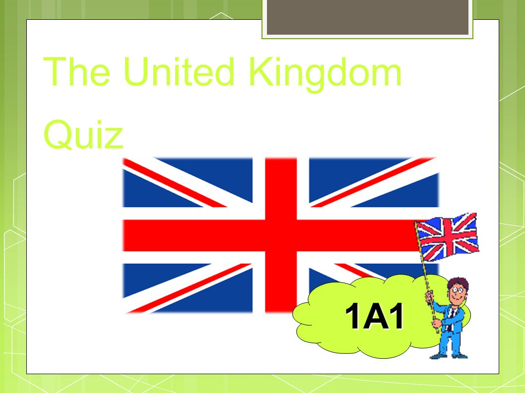 The United Kingdom Quiz
