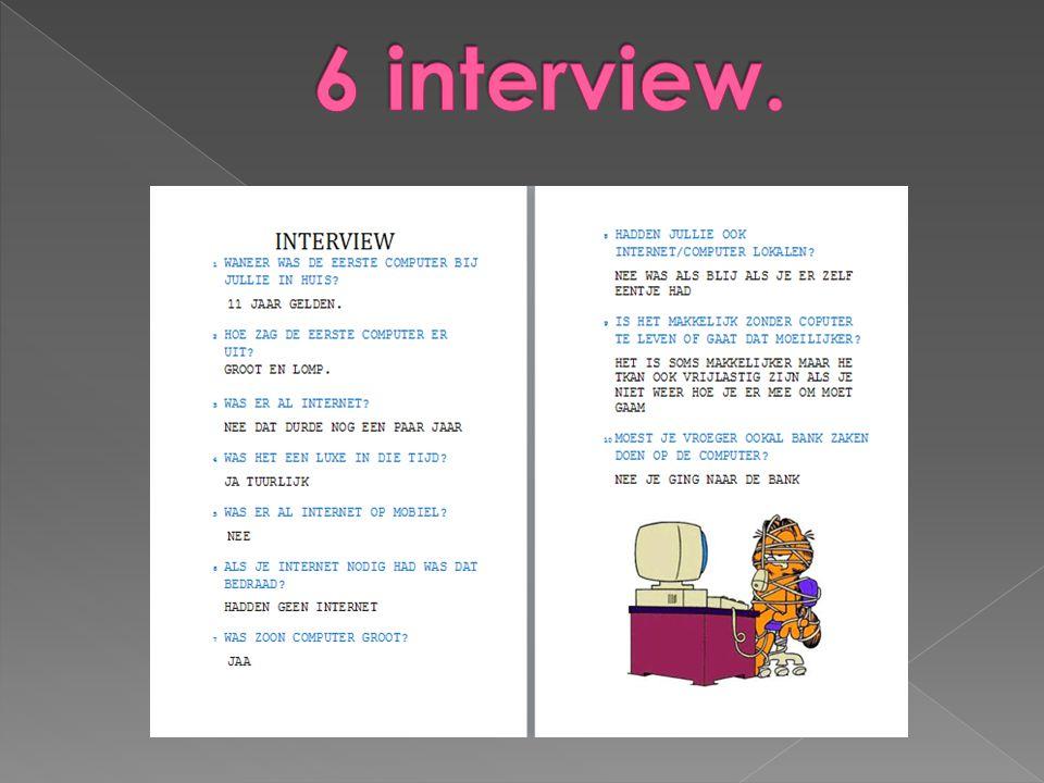 6 interview.