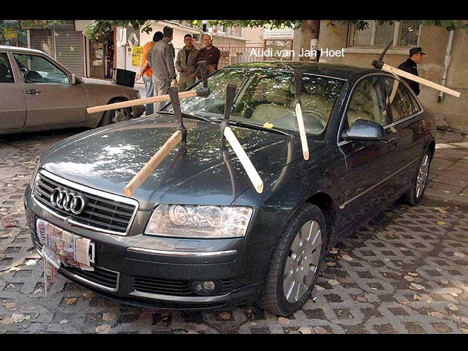 Audi van Jan Hoet