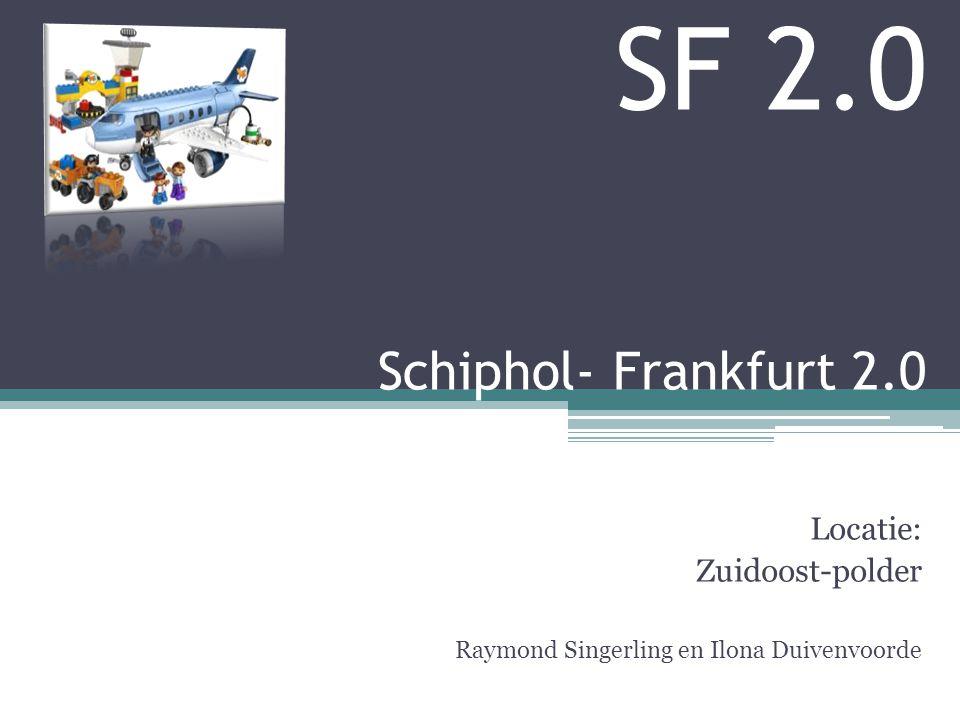 SF 2.0 Schiphol- Frankfurt 2.0