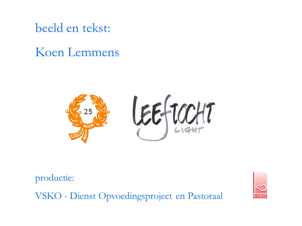 beeld en tekst: Koen Lemmens productie: