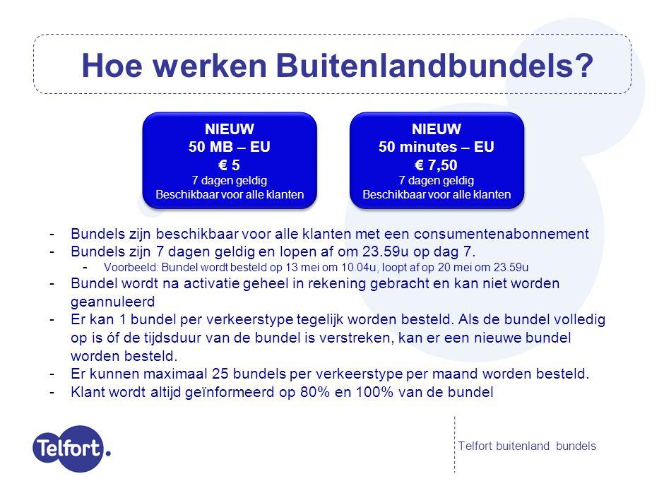 50 minuten EU bundel sms 50 MIN EU AAN naar 1255 (gratis) Algemeen