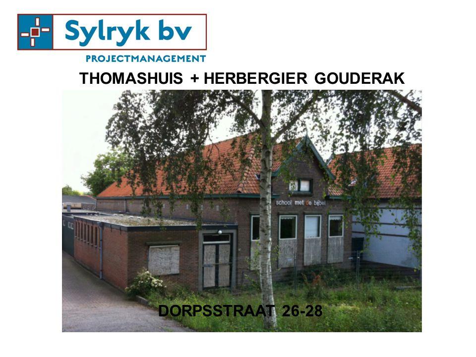 THOMASHUIS + HERBERGIER GOUDERAK