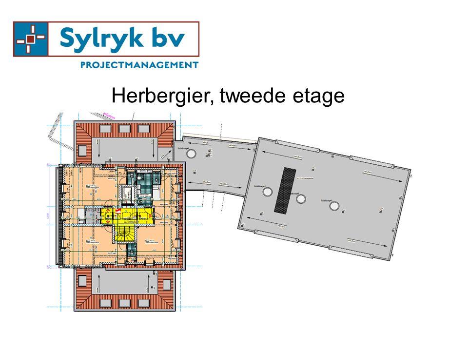 Herbergier, tweede etage