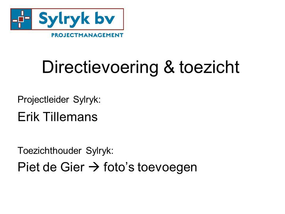 Directievoering & toezicht