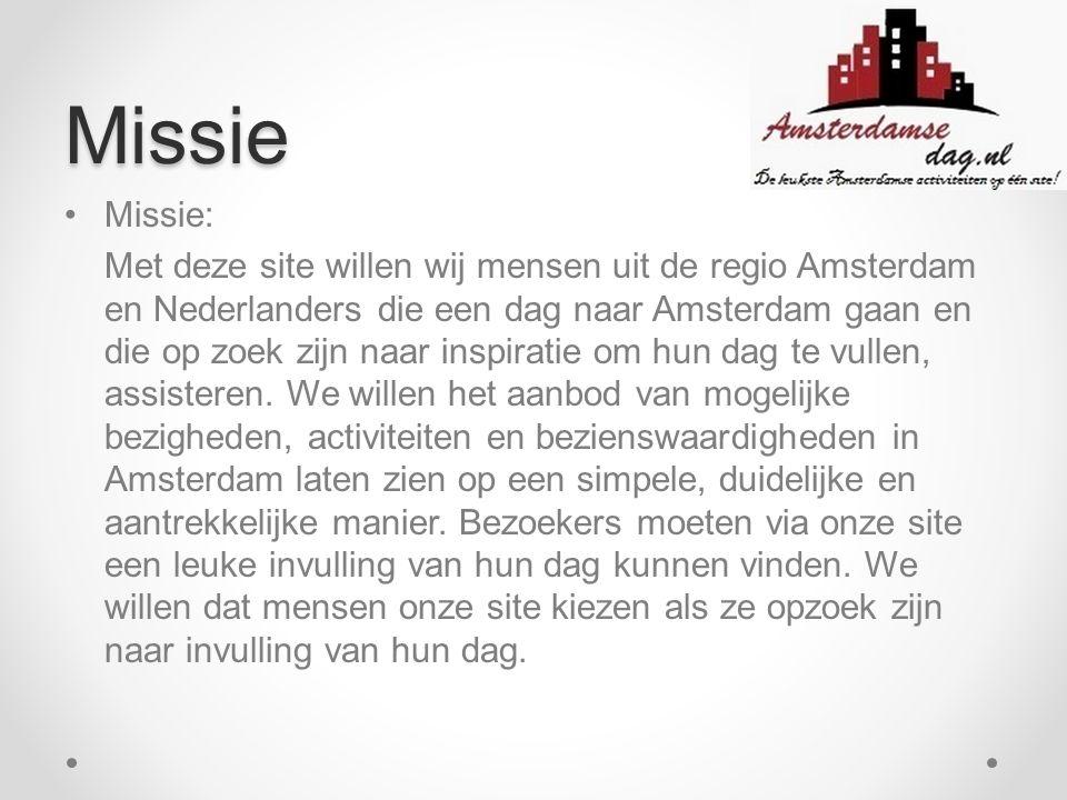 Missie Missie: