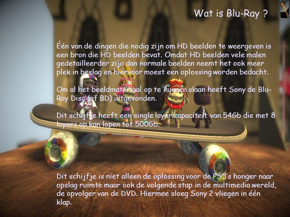 Wat is Blu-Ray