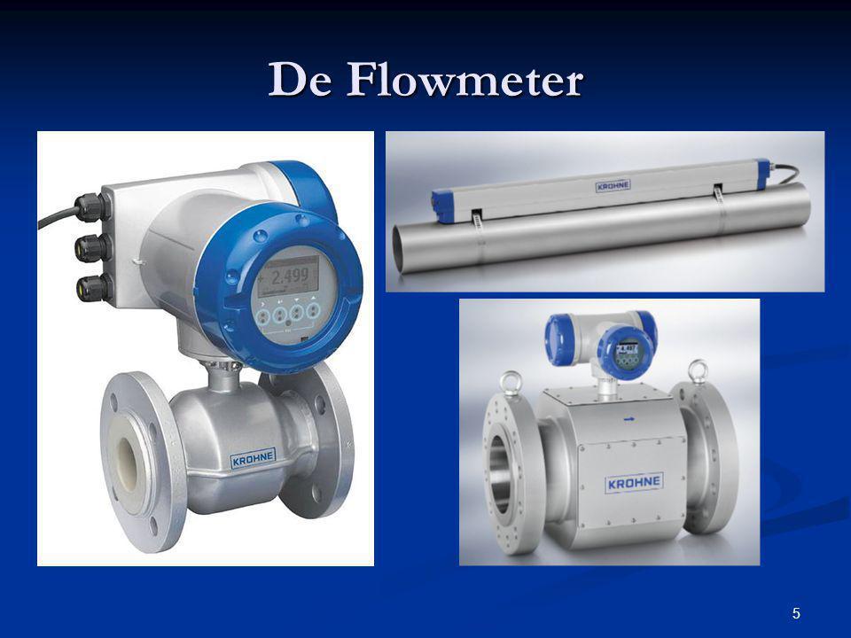 De Flowmeter