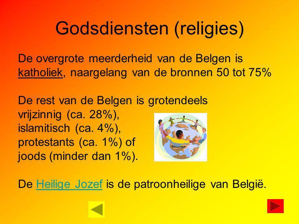 Godsdiensten (religies)