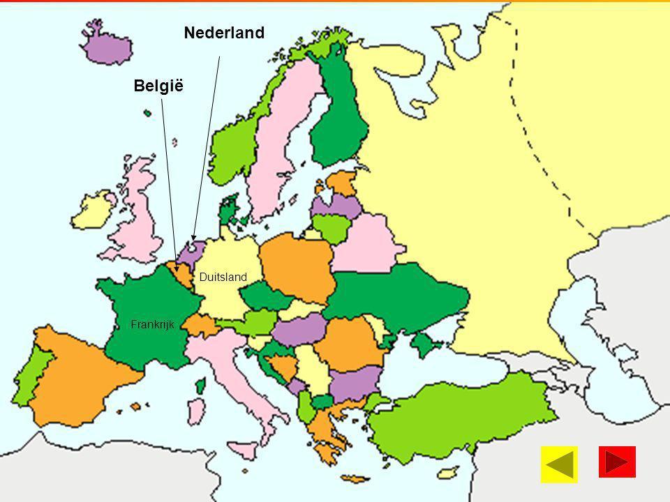 Nederland België Duitsland Frankrijk
