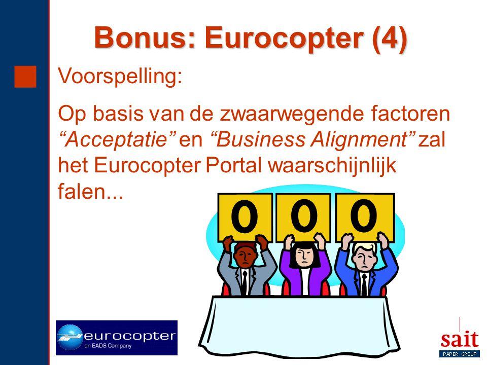 Bonus: Eurocopter (4)