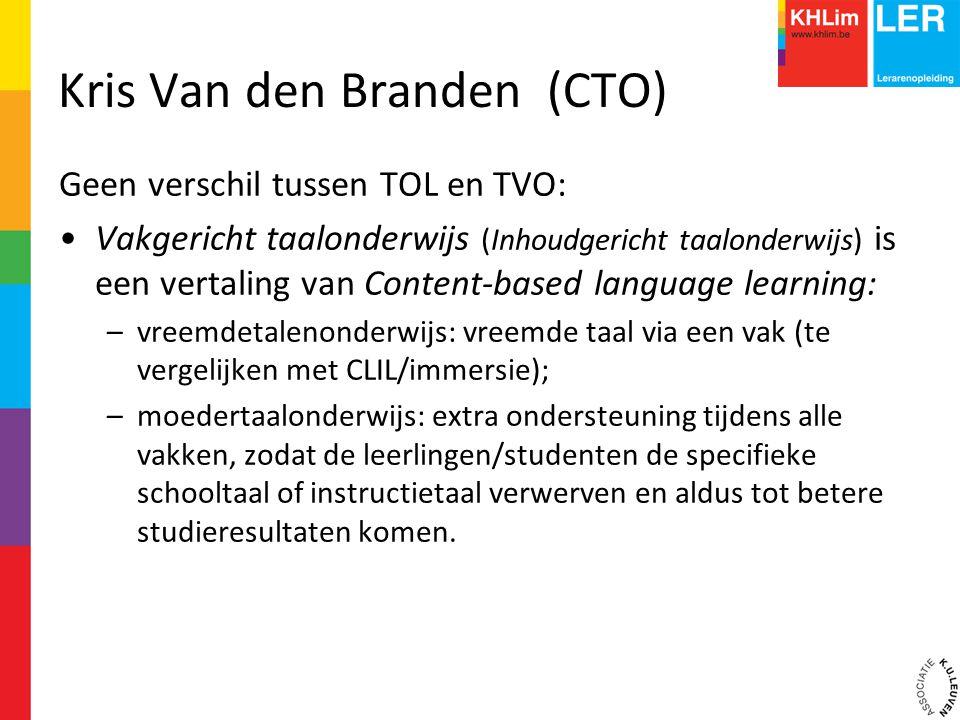 Kris Van den Branden (CTO)
