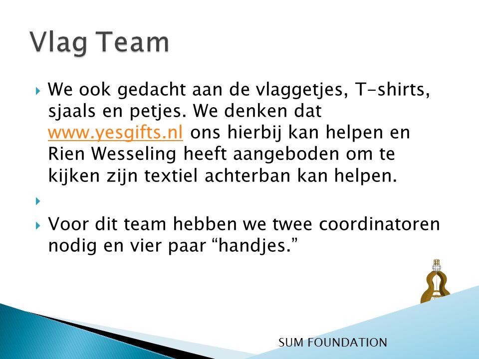 Vlag Team