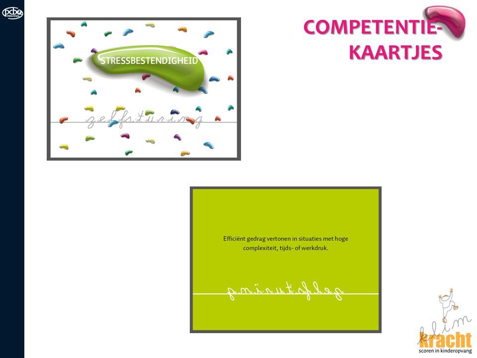 COMPETENTIE-KAARTJES