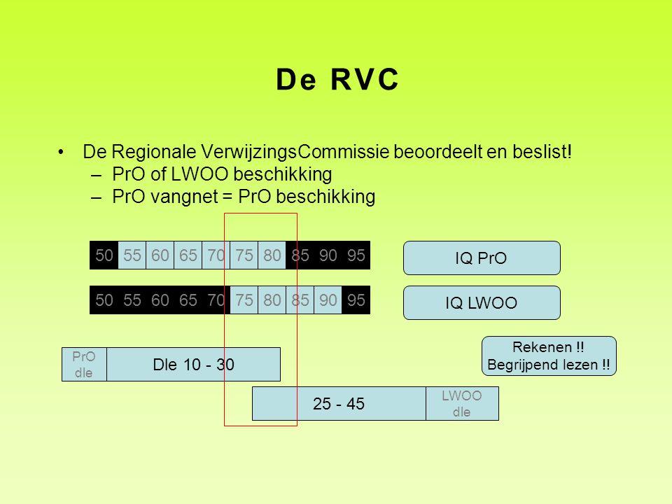 De RVC De Regionale VerwijzingsCommissie beoordeelt en beslist!