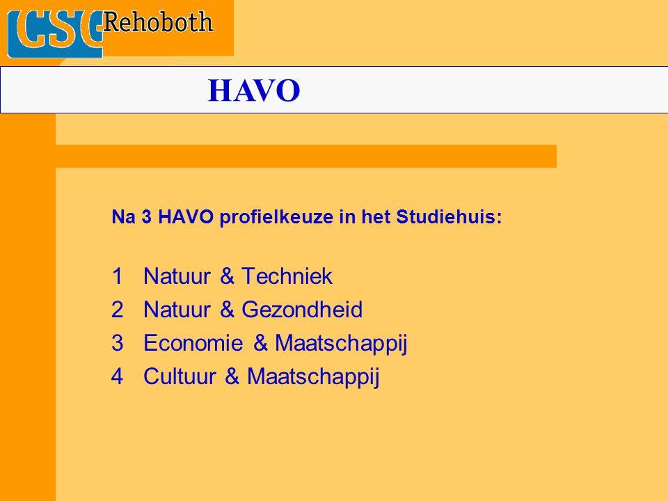 HAVO 1 Natuur & Techniek 2 Natuur & Gezondheid