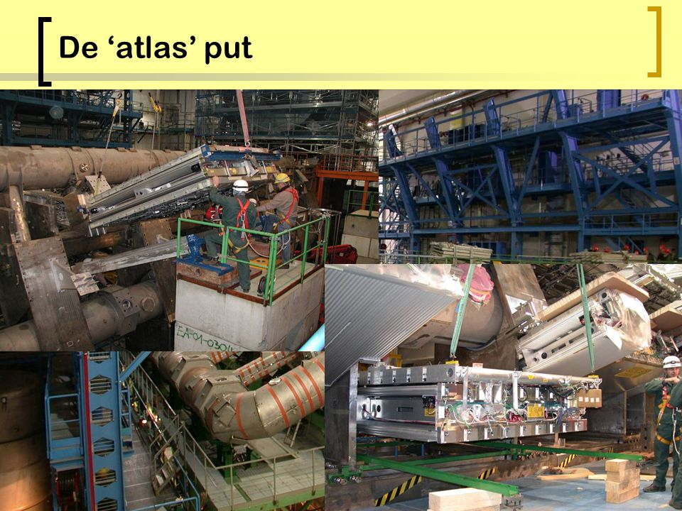 De 'atlas' put