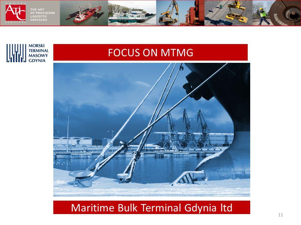 Maritime Bulk Terminal Gdynia ltd