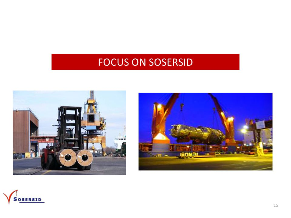 FOCUS ON SOSERSID