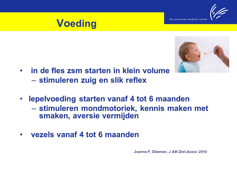 Joanne F. Olieman, J AM Diet Assoc 2010
