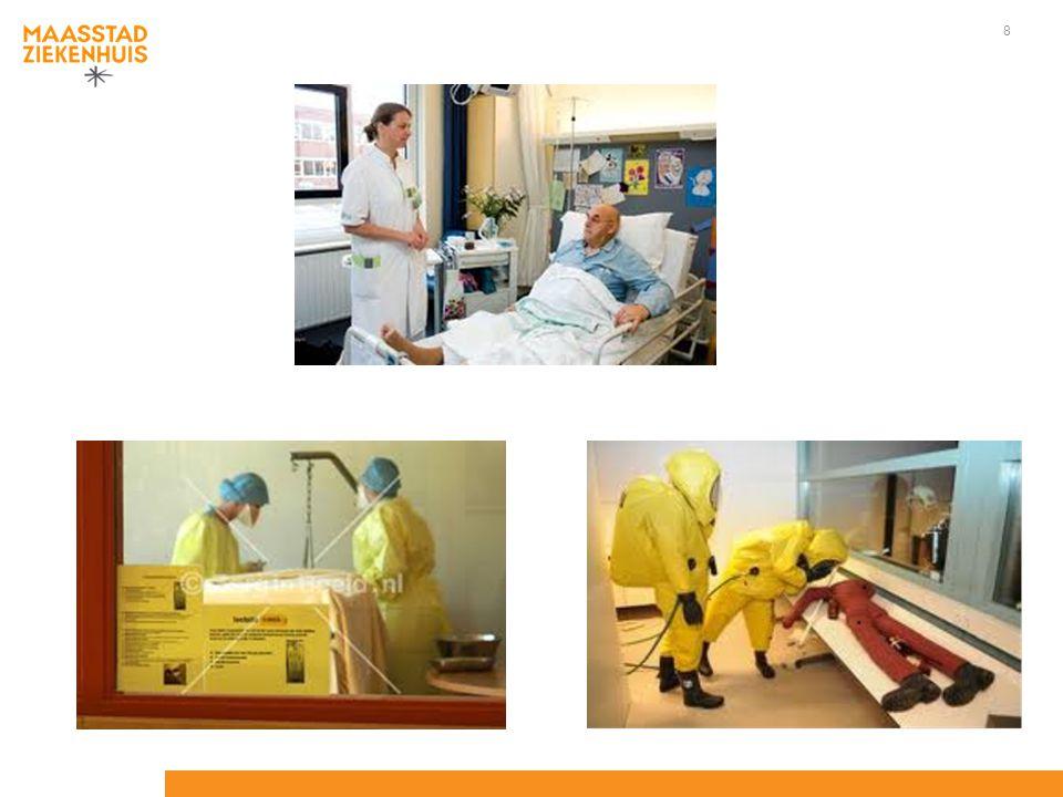 Zo wil je het als patient graag zien, zo kan de werkelijkheid eruit zien , zo kan de toekomst eruit zien…het wordt er niet patiënt vriendelijker op