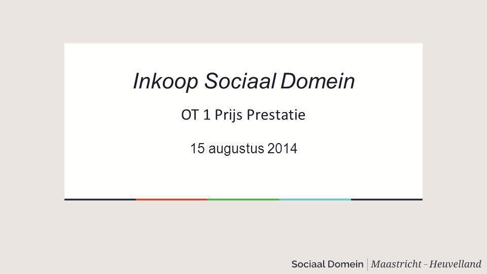 OT 1 Prijs Prestatie 15 augustus 2014