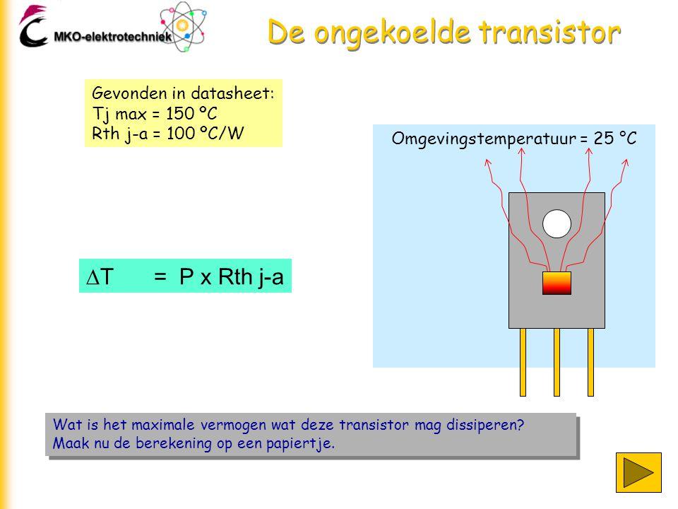 De ongekoelde transistor