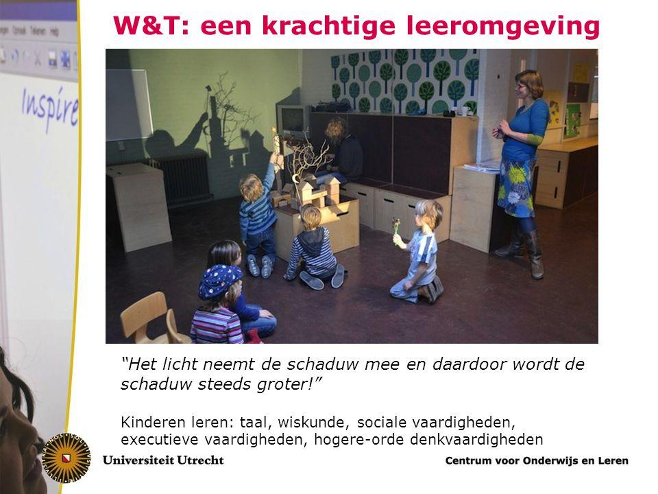 W&T: een krachtige leeromgeving