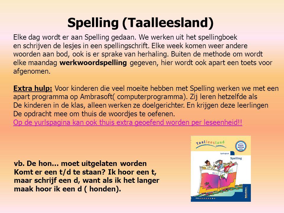 Spelling (Taalleesland)