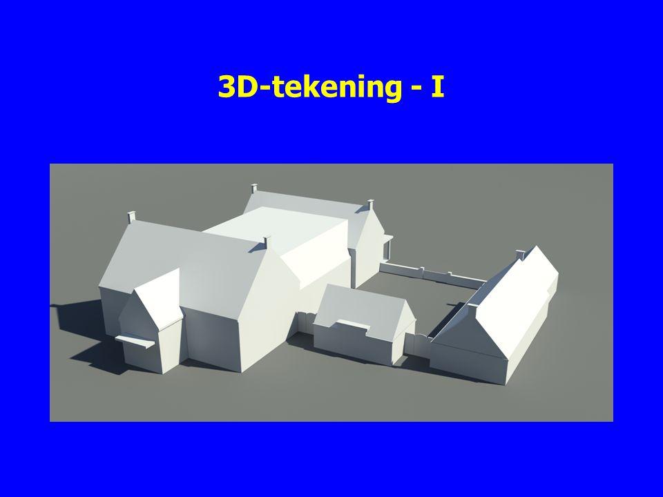 3D-tekening - I