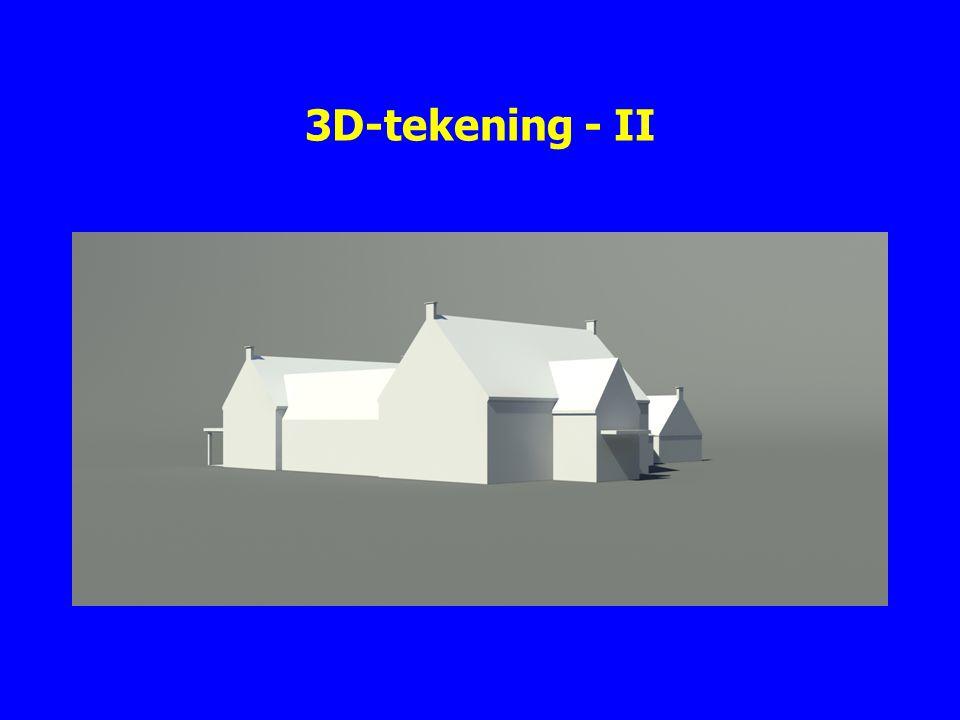 3D-tekening - II