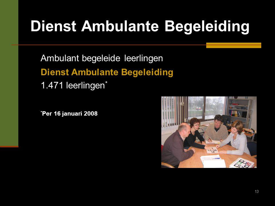 Dienst Ambulante Begeleiding