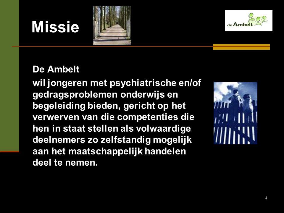 Missie De Ambelt.