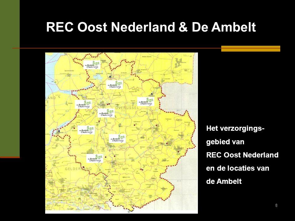 REC Oost Nederland & De Ambelt