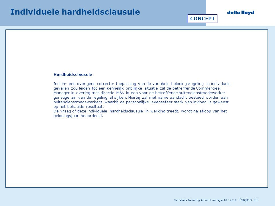 Individuele hardheidsclausule