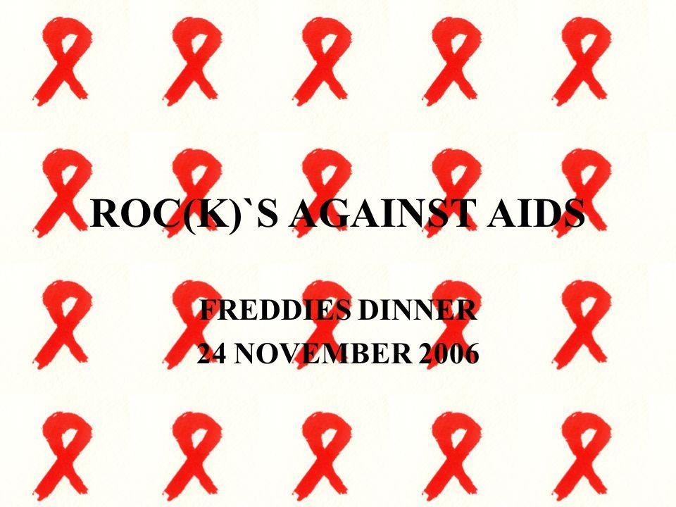 FREDDIES DINNER 24 NOVEMBER 2006