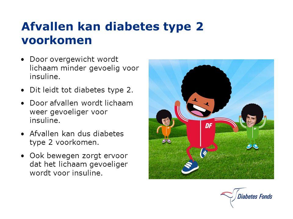 Afvallen kan diabetes type 2 voorkomen